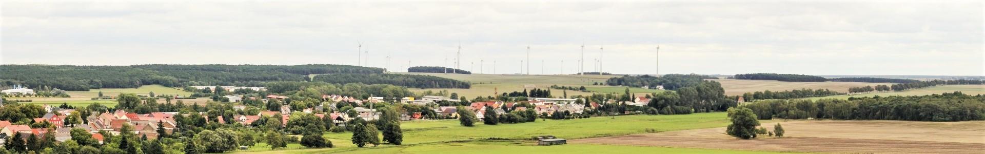 Themenbereich Windenergie Hintergrundbild