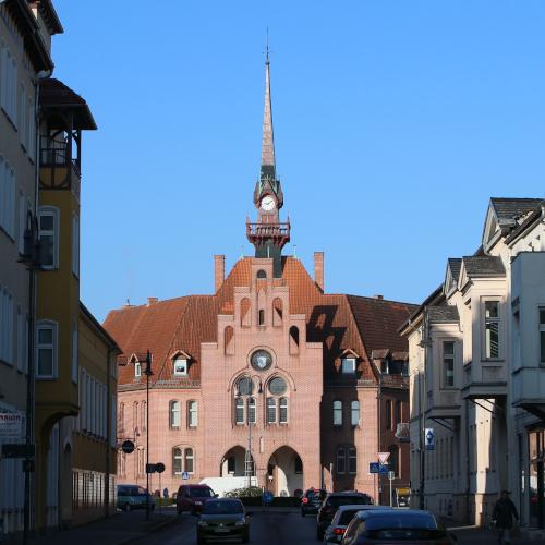 Rathaus Nauen
