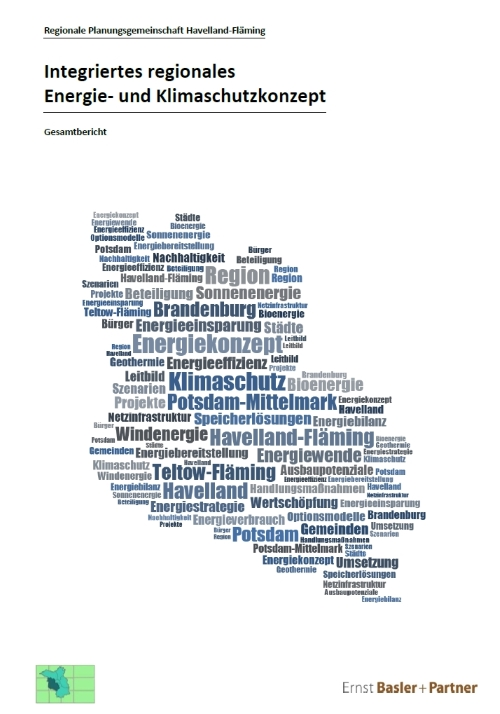 Integriertes regionales Energie- und Klimaschutzkonzept Havelland-Fläming 2013